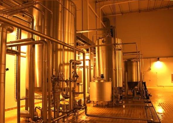 Технология промышленного производства пива