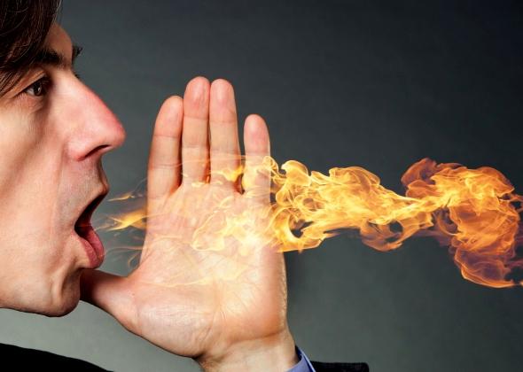 Как избавиться от запаха пива изо рта?
