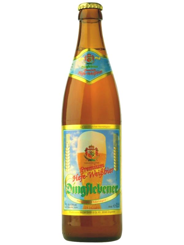 Дингслебенер Премиум Вайцен / Dingslebener  Premium Hefe Weibbier 0,5л. алк .4,9%