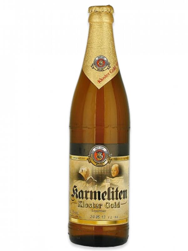 Кармелитен Клостер Голд / Karmeliten Kloster Gold 0,5л. алк.5,1%