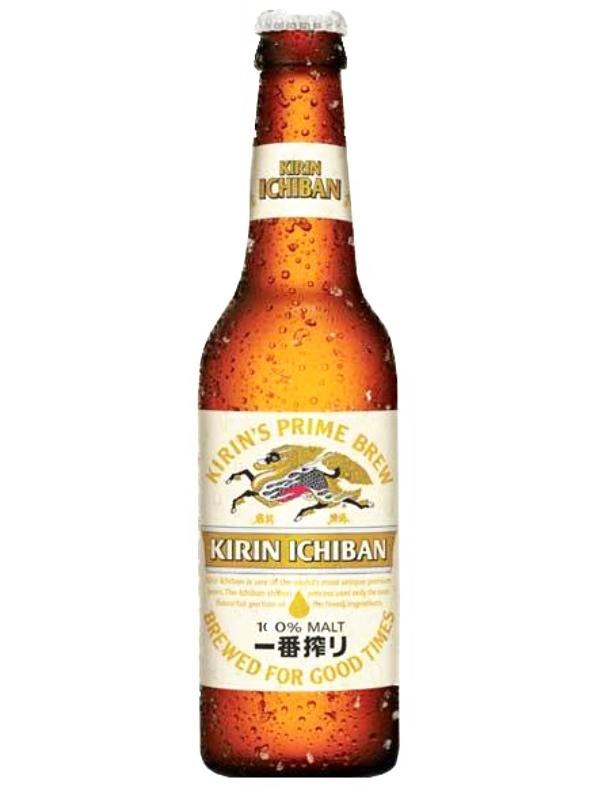 Кирин Ичибан / Kirin Ichiban 0,5л. алк.5%
