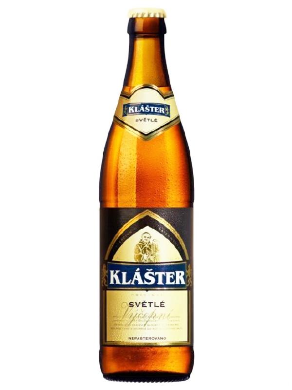 Клаштер Светле / Klaster svetle 0,5л. алк.5%