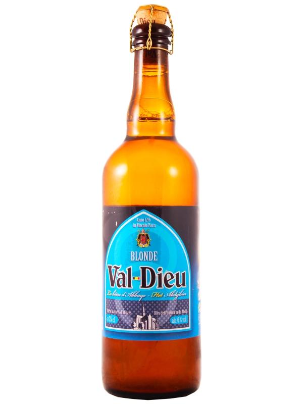 Валь-Дье Блонд / Val-Dieu Blonde 0,75л. алк.6%