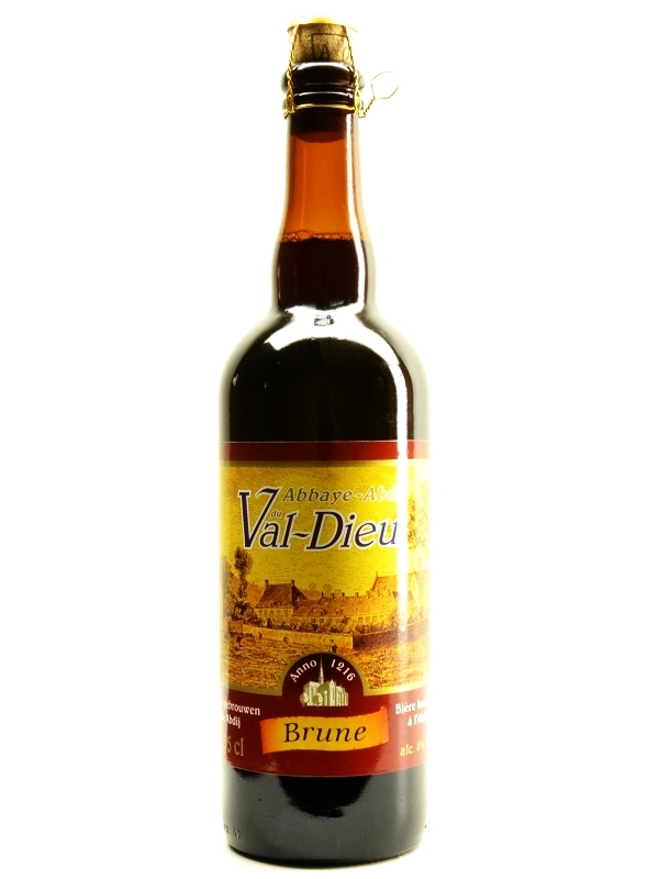 Валь-Дье Брюн / Val-Dieu Brune 0,75л. алк.8%