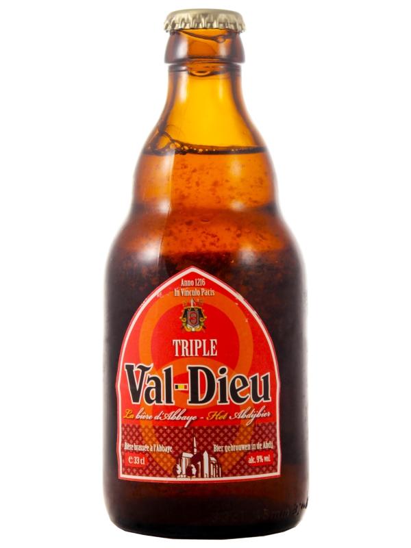 Валь-Дье Трипль / Val-Dieu Triple 0,33л. алк.9%
