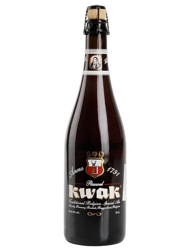 Бостеелс Пауэль Квак / Pauwel Kwak 0,75л. алк.8,4%