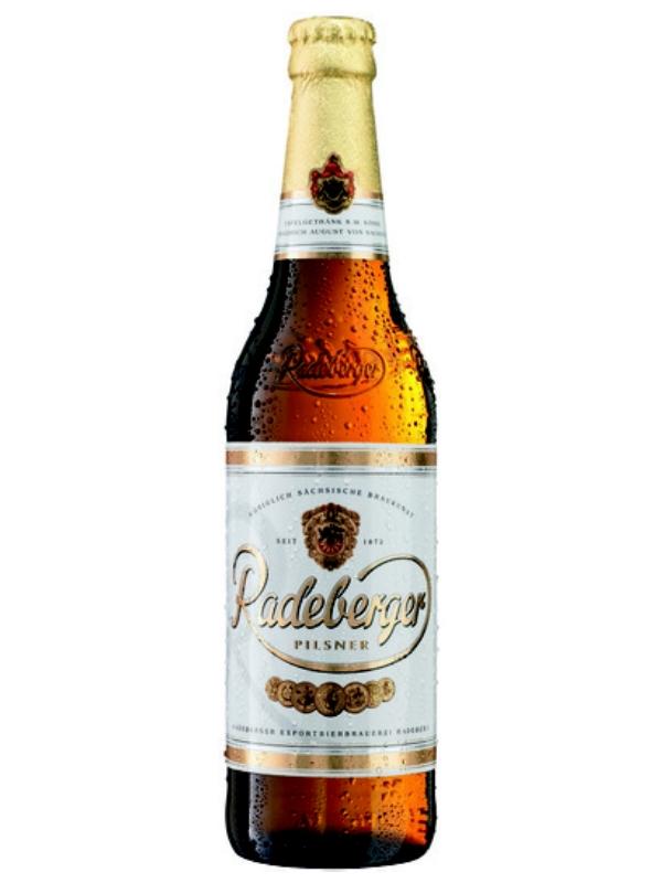 Радебергер / Radeberger Pilsner 0,5л. алк.4,8%