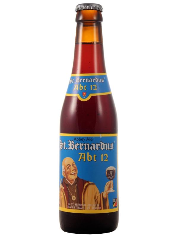 Ст.Бернардус Абт 12 / St. Bernardus Abt 12  0,33л. алк.10%