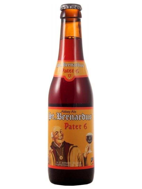 Ст.Бернардус Патер 6 / St. Bernardus Pater 6  0,33л. алк.6,7%