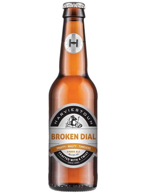 Харвистон Брокен Дайл / Harviestoun Broken Dial 0,33л. алк.4,5%