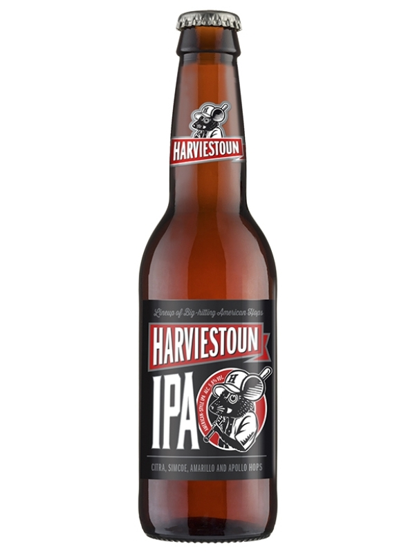 Харвистон ИПА / Harviestoun IPA 0,33л. алк.5,8%