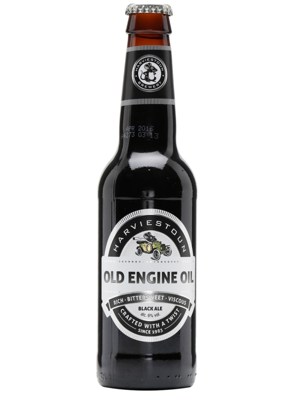 Харвистон Олд Энжин Ойл / Harviestoun Old Engine Oil  0,33л. алк.6%