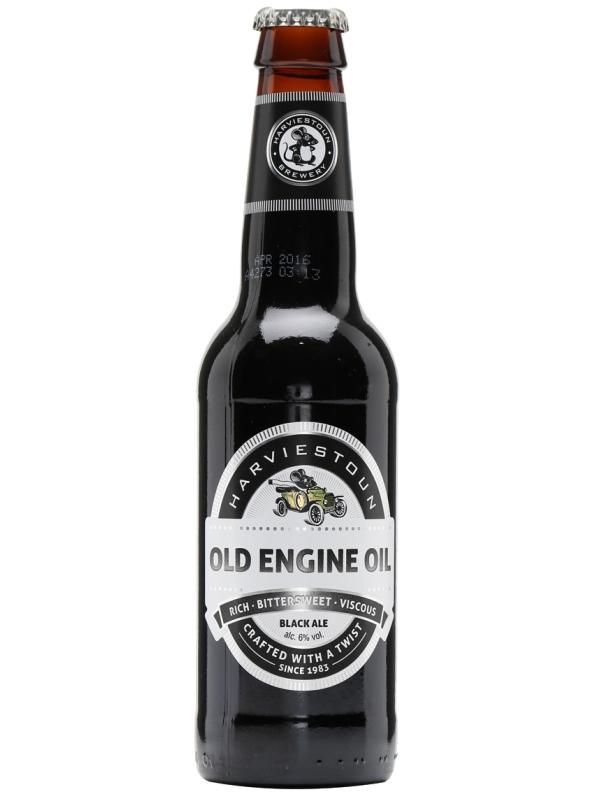 Харвистон Олд Энжин Ойл / Harviestoun Old Engine Oil  0,33л. алк.6%