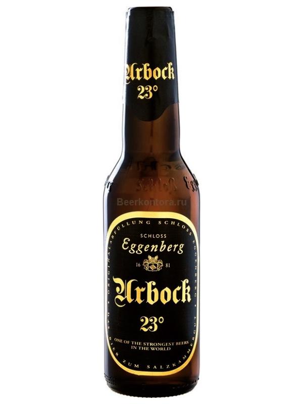 Эггенбергер Урбок 23 /Eggenberger Urbock 23 0,33л. алк.9,6%