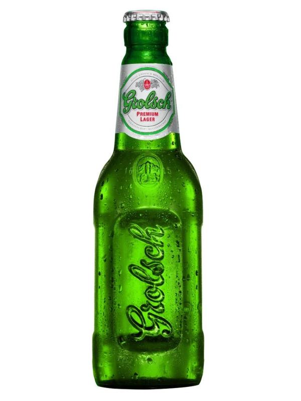 Гролш Премиум Лагер / Grolsch Premium Lager 0,33л. алк.5%