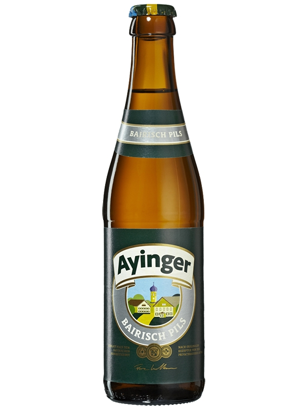 Айингер Байриш Пилз / Ayinger Bairisch Pils 0,33л. алк.5,0%
