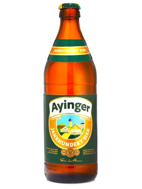 Айингер Столетнее / Ayinger Jahrhundert  Bier 0,5л. алк.5,5%