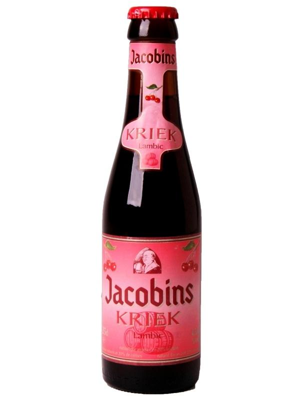 Крик Якобинс / Kriek Jacobins 0,33л. алк.4,5%