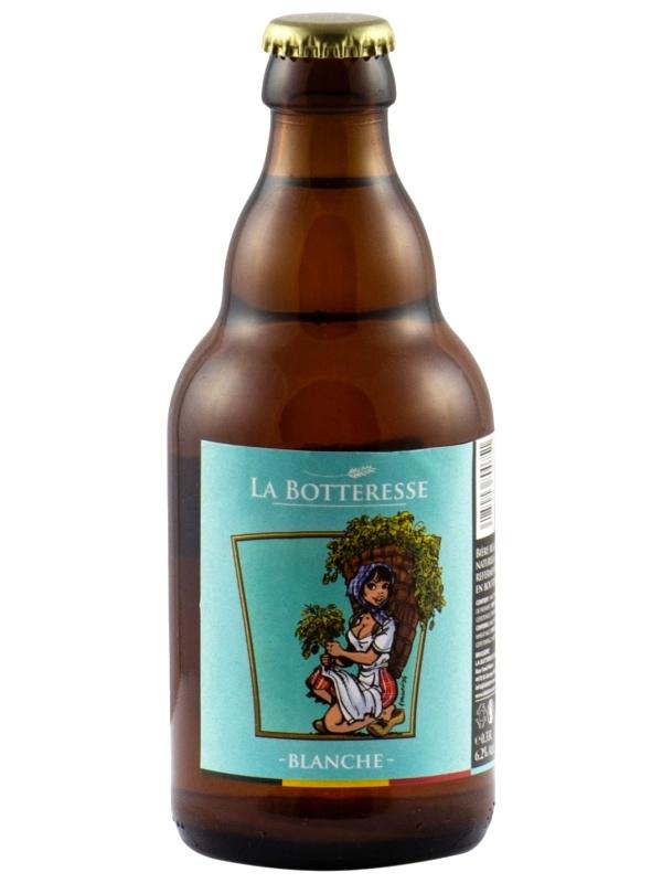 Ла Боттерессе Бланш  / La Botteresse Blanche 0.33л. алк.6,2%