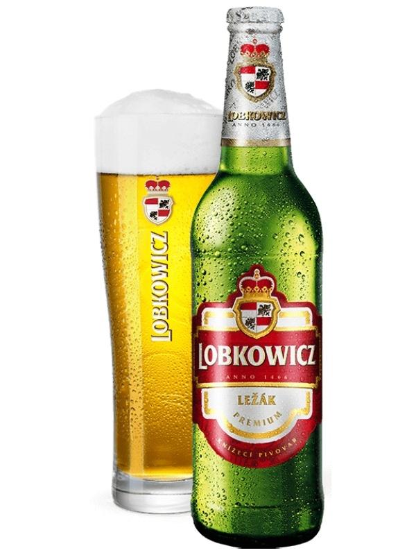 Лобковиц Премиум Лежак / Lobkowicz Premium Lezak 0,5л. алк.4,7%