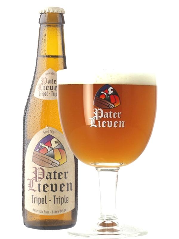 Патер Ливен Трипель / Pater Lieven Tripel 0,33л. алк.8%