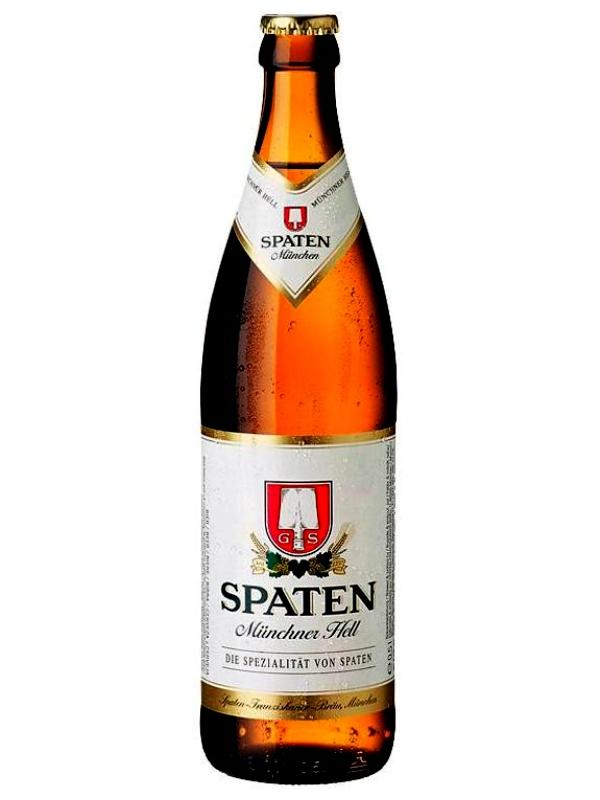 Шпатен Мюнхен / Spaten Munchen 0,5л. алк.5,2%