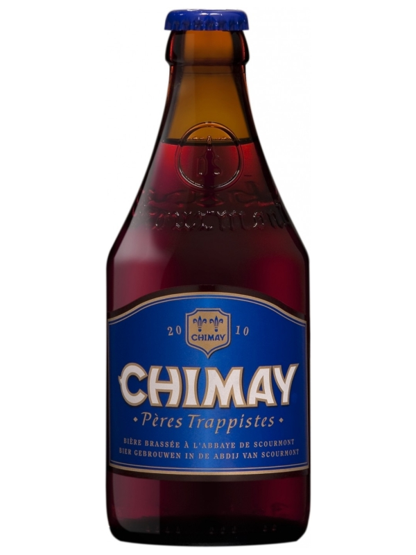 ШИМЭ Блю Кап / Chimay Blue Cap 0,33л. алк.9%