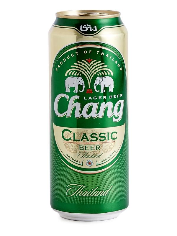 Чанг / Chang 0,5л. алк.5%