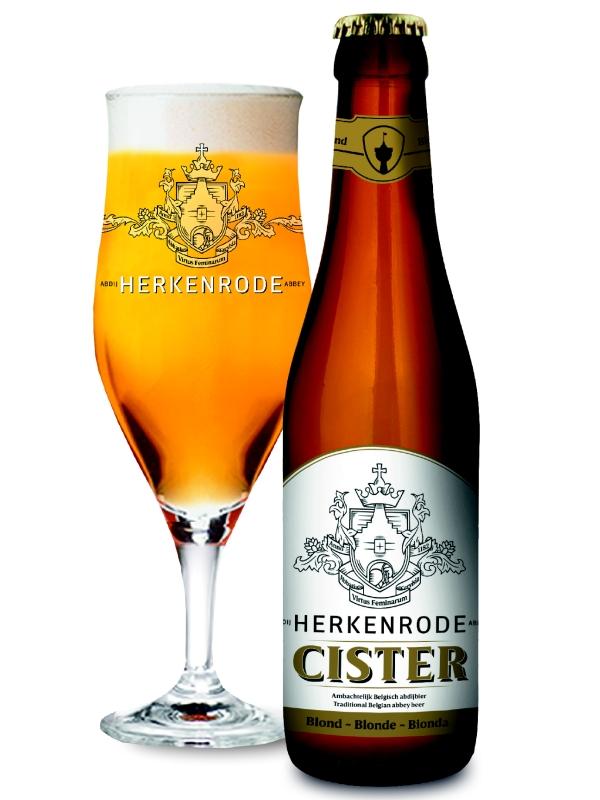 Херкенроде Систер / Herkenrode Cister 0,33л. алк.6,5%
