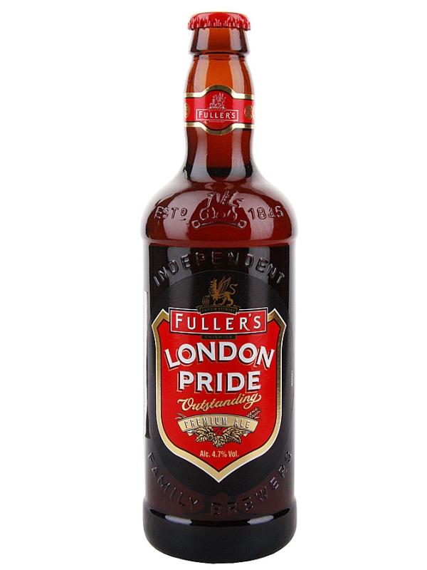 Фуллерс Лондон Прайд / FULLERS London Pride 0,5л. алк.4,7%