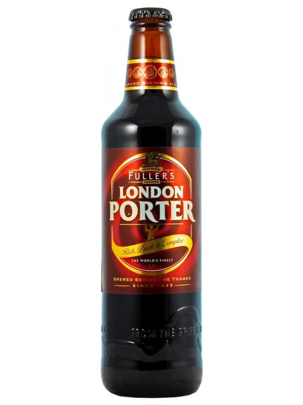 Фуллерс Лондон Портер / FULLERS London Porter 0,5л. алк.5,4%