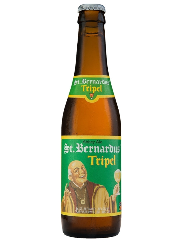 Ст.Бернардус Трипель / St. Bernardus Tripel 0,33л. алк.8%