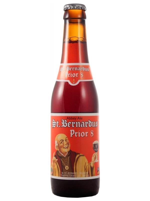 СТ.Бернардус Приор 8 / St. Bernardus Prior 8  0,33л. алк.8%