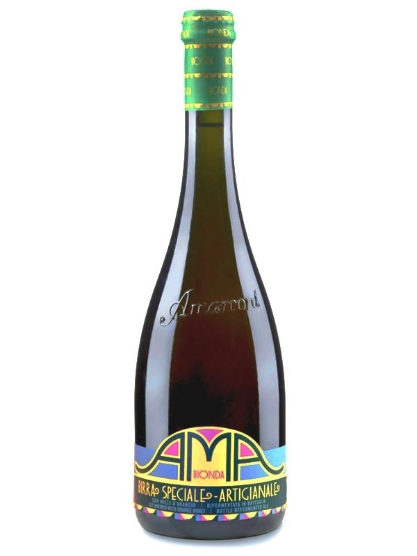 Амаркорд АМА Бионда / Amarcord AMA Bionda 0,75л. алк.6,0%
