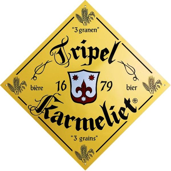 Бостеелс Трипл Кармелит / Tripel Karmeliet, key. алк.8,4%