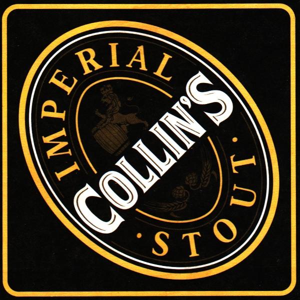 Коллинз Империал Стаут / Collin_s Imperial Stout, keg. алк.4,5%