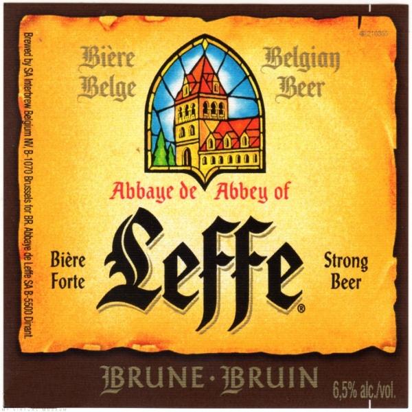 "ЛЕФФЕ БРЮН / Leffe"" Brune, keg. алк.6,5%"