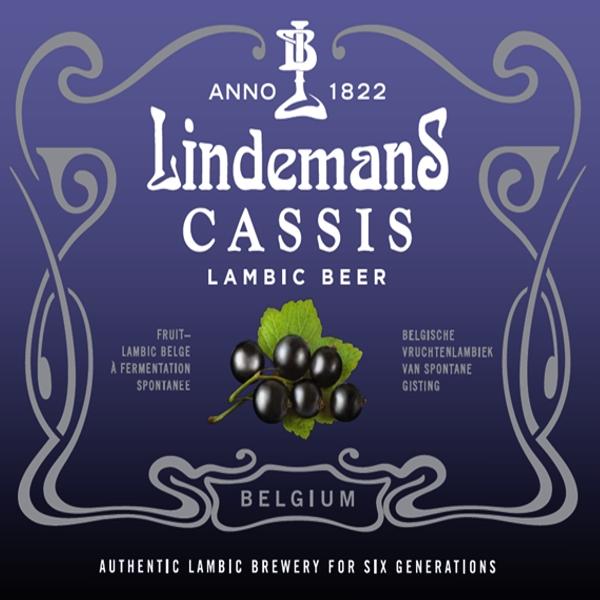 Линдеманс Касси / Lindemanse Cassis, keg. алк.3,5%