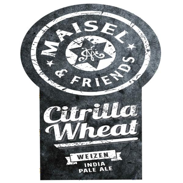 Майзел энд Френдс Цитрилла/Maisel &Friends Citrilla, keg. алк.6%