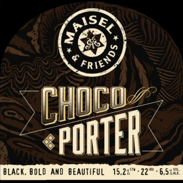 Майзел энд Френдс Чоко Портер / MAISEL & FRIENDS CHOCO PORTER, keg. алк. 6,5%