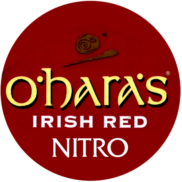 О Хара Айриш Ред Нитро/ O`Hara`s Irish Red Nitro, keg. алк.4,3%