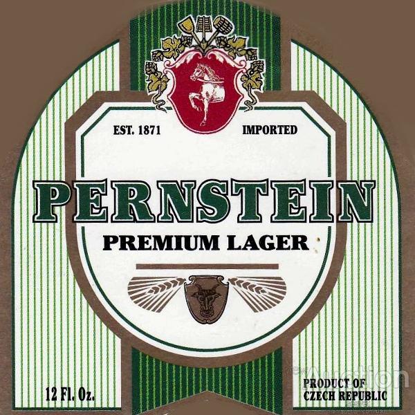 Пернштейн Премиум / Pernstejn Premium, keg. алк.5%