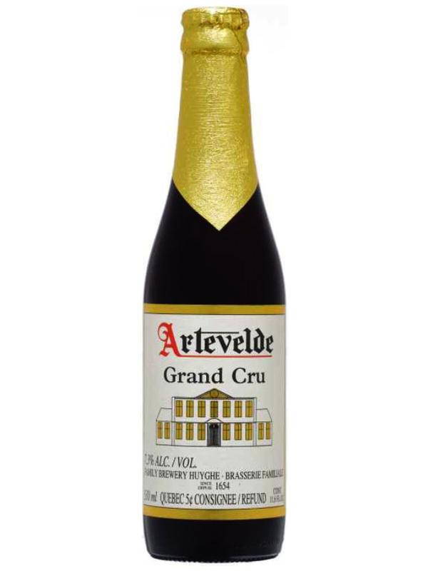 Артвелд Гранд Крю / Artevelde Crand Cru 0,33л. алк.7,3%