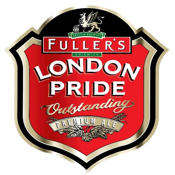 Фуллерс Лондон Прайд / FULLERS London Pride, keg. алк.4,1%
