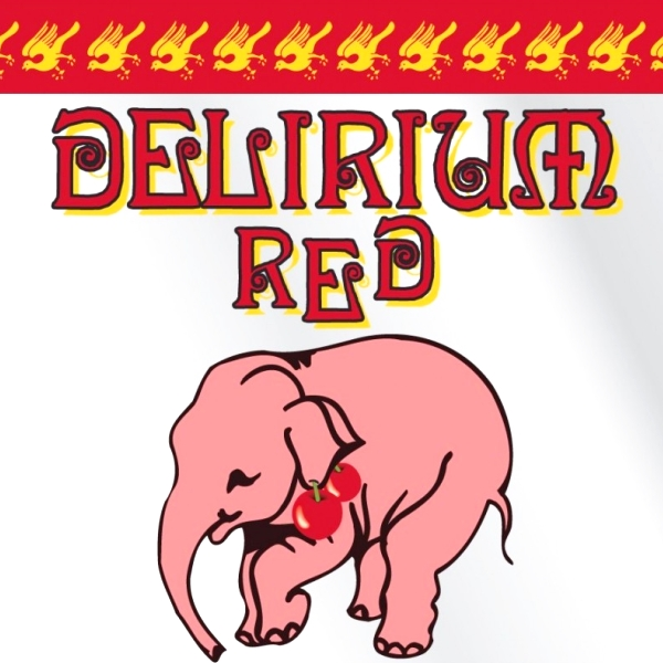 Хёге Делириум Ред / Delirium Red, keg. алк.8%