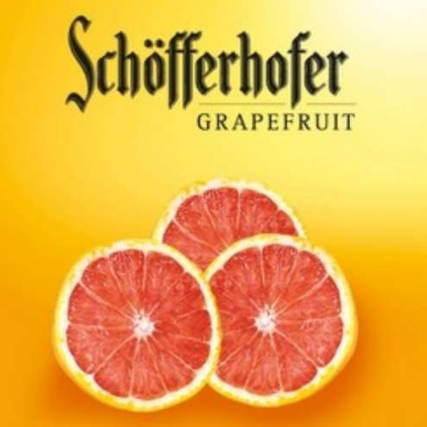 Шофферхофер Грейпфрут / Shofferhofer Grapefruit, keg. алк.2,5%