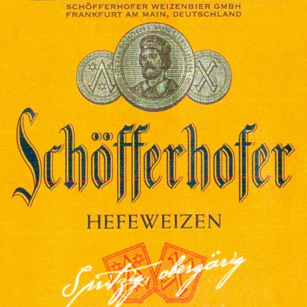 Шофферхофер Хефевайзен / Schofferhofer Heweweizen, keg. алк.5%