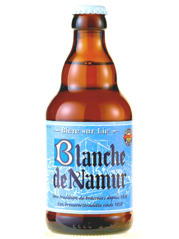 Бланш де Намур / Blanche de Namur 0,33л. алк.4,5%