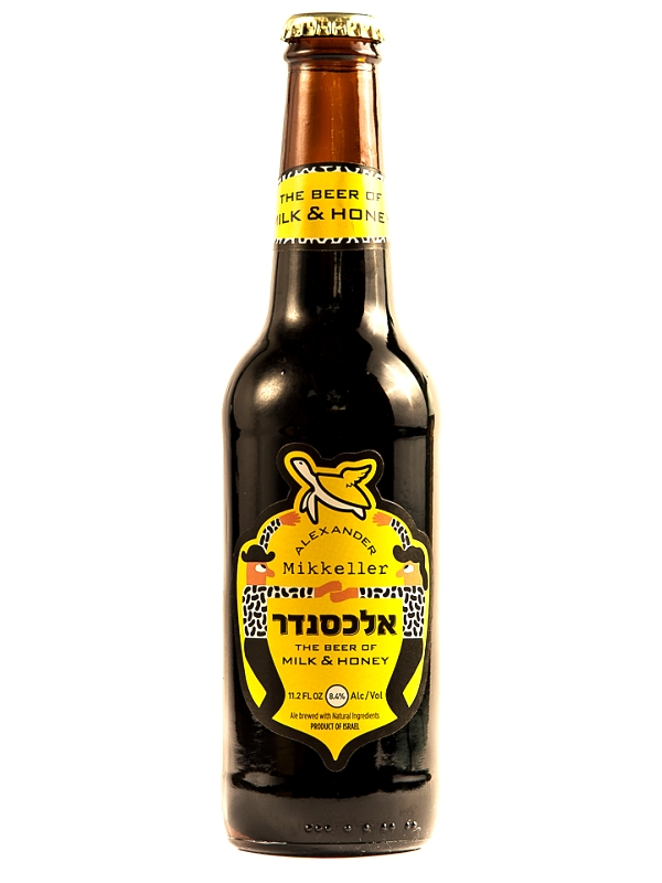 Александер зе Бир оф Милк энд Хани/Alexander & Mikkeller The Beer Of Milk & Honey 0,33л. алк.8,4%