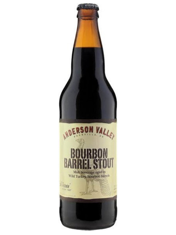 Андерсон Валей Бурбон Баррел Стаут/Anderson Valley Bourbon Barrel Stout 0,65л. алк.6,9%